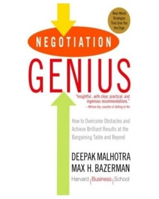 Negotiation Genius Ali Ghaemi Online